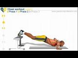 Abs Workout - Отжимания. Урок 2