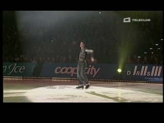 2006 Art on Ice - If I hadn't got you (with Lisa Stansfield)