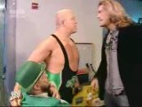 Edge chasing Hornswoggle