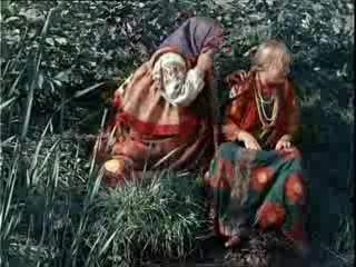 Морозко (1964) - советский цветной новогодний фильм-сказка по мотивам русских народных сказок