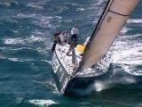 Парусный спорт.на видео яхта Transpak52 учавствовавшая в международной гонке VOLVO OCEAN RACE