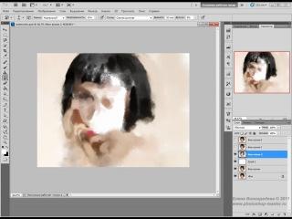"""Видеоуроки от Зинаиды Лукьяновой и сайта  №73 - """"Как превратить фотографию в акварельный рисунок"""""""