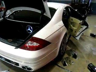 Mercedes Lorinser CLS Class Lowenharts