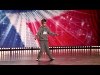 Amazing Dancer - Norske Talenter 2011 - Tord (10 years old)