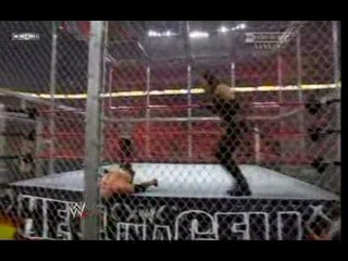 WWE PPV Hell in a Cell 03.10.10 - The Undertaker vs Kane