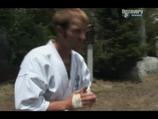 Тайны боевых искусств: Кёкушин каратэ