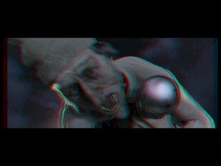 Рождественская История. (Трейлер - 3D Версия - Анаглиф).