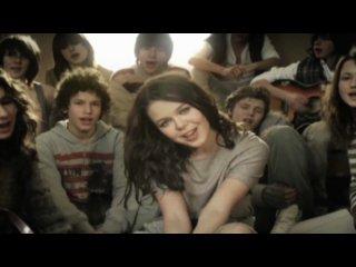 Про первую любовь подростков...