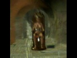 Психоделический мультик про казнь девушки на электрическом стуле