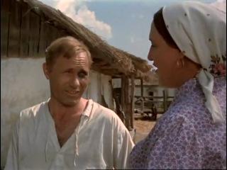 Василий Шукшин и Нонна Мордюкова во фрагменте фильма