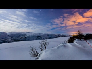 The Aurora Borealis by Terje Sorgjerd. Kirkenes / Северное Сияние, Норвегия, г.Киркенес (2011) [HD 720]