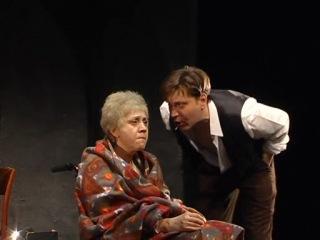 Новосибирский театр Старый дом - Э.Золя Тереза Ракен (2)