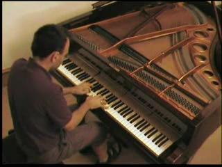 Scirocco Scirocco (Impulsive Drive Remix) - piano cover by LIVE DJ Flo