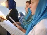 Херувимская песнь. Хор Смоленского храма г.Октябрьский. 10 августа 2007г.