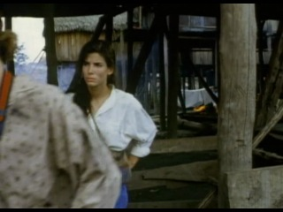 Амазонка в огне / Fire on the Amazon (1993, Сандра Буллок)
