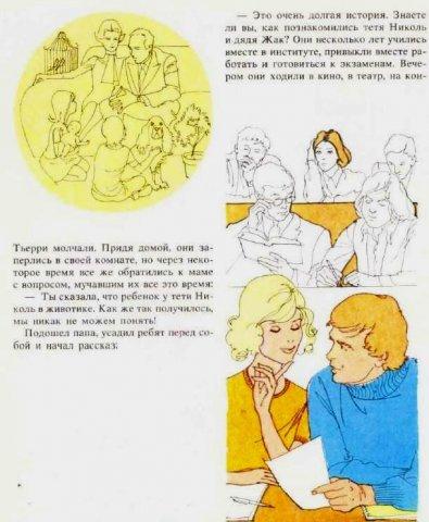 Издательство. Энциклопедия сексуальной жизни для детей 7-9 лет.