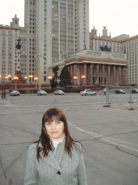 Виктория Дмитренко, 6 февраля 1977, Москва, id9013358