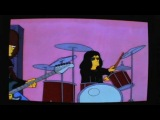 Ramones - Happy Birthday (The Simpsons)