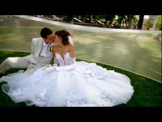 Michail & Yulia. Wedding highlights. 10 july 2010 year.