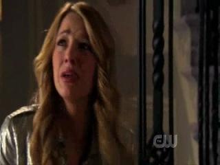 Gossip GIrl 1x16 Ending Blair/Serena