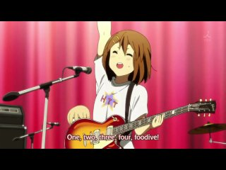 K-on!!Concert:Rice is a dish!(Gohan wa Okazu!)