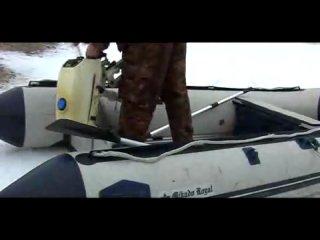 Водкомоторный блокбастер Укушенные акулой