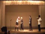 Косплей по Наруто: высшая школа Конохи часть 1