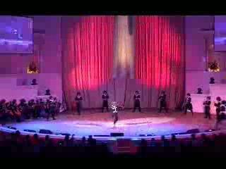 Карачаевский танец-истамей