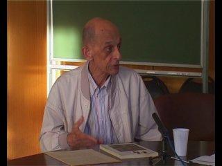 Встреча с переводчиком Виктором Голышевым (часть 3)