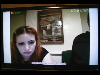 The Left Rights I'M ON CRACK on STICKAM live chat with JIMMY