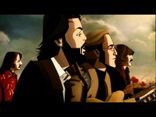 The Beatles. Анимация! Лучшайшие мои!)