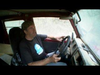 Top Gear - спецвыпуск в южной америке