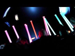 Lightgraffiti@STEREOLETO2010 Transmusicales