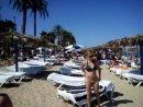 Bora-Bora Beach Bar. Ibiza