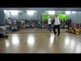 школа танцев Rich Ghetto Strip/Waacking/Vogue