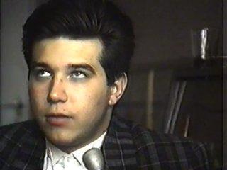 Сергей Чумаков в г. Ковель, 1993 год