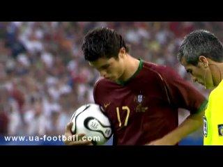 ЧМ-2006. Англия - Португалия