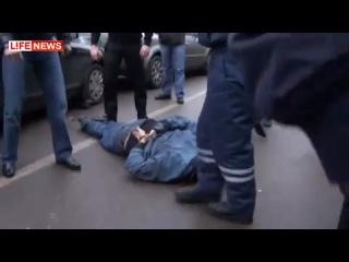 ДТП на Садовом Кольце. Протаранивший авто подаст в суд за избиение. Интервью виновника аварии