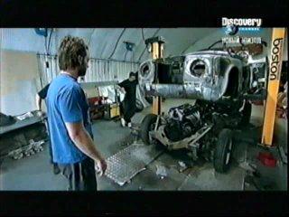 Автомастерские/Chop Shop: London Garage (Сезон 2)06 - Джет 1 для Джулса Холонда 02