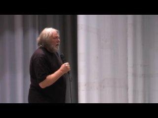 Встреча с автором и режиссером сериала ИГРЫ БОГОВ Сергеем Стрижаком Тольятти 2009 г