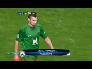 Прикол - Лига Чемпионов Барселона - Рубин