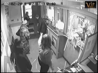 Пограбування відділення Приват Банк на вул Конякіна, м Луьк