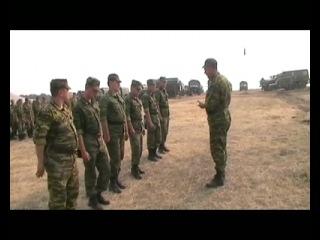 полевой выход лучшего 172 батальона РЭБ