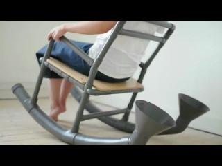 Кресло качалка о которой вы мечтаете!