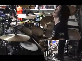 Slipknot - Liberate (Drums Cover)