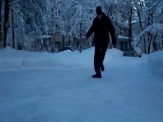 Ленька зимой епт)))