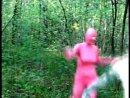 Пошла девочка в лес по грибы....