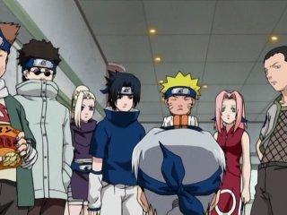 Naruto 23 серія (укр. озв. від Qtv)