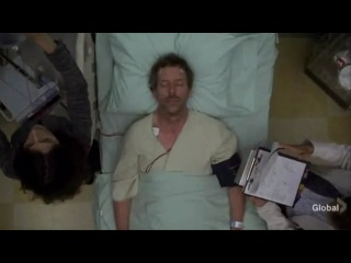 House MD - The Thin Scar (Huddy) - Тонкий шрам на любимой попе)