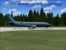 Взлет на Боинг 737-800
